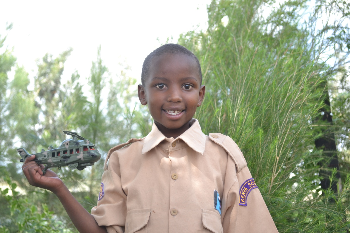HOREC » Ann Wanjiru