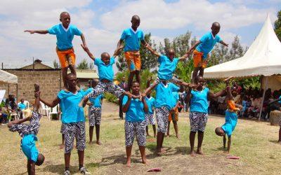 horec children performing